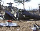 Rơi trực thăng quân sự tại Hàn Quốc, 3 người thiệt mạng