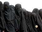 Hơn 31.000 phụ nữ mang thai cho IS