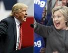 Donald Trump và Hillary Clinton tiếp tục thắng áp đảo tại Michigan và Mississippi