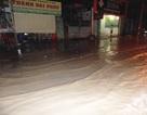 Thành phố Biên Hòa ngập nặng sau cơn mưa đêm