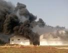 Khói lửa bao trùm công ty sản xuất tấm cách nhiệt