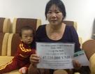 Hơn 47 triệu đồng đến với gia đình chị Sum