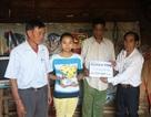 Trao tiếp hơn 46 triệu đồng đến hoàn cảnh của gia đình em Kim Phượng
