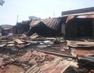 Đám cháy cực lớn thiêu rụi hoàn toàn 40 ki ốt