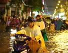 """Trận mưa lớn nhất hơn 40 năm qua """"nhấn chìm"""" 59 tuyến phố Sài Gòn"""
