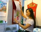 Đường sách Sài Gòn bắt đầu triển lãm lịch Xuân