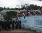 Bắt khẩn cấp 20 người cầm đầu vụ đập phá trại cai nghiện