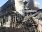 Gara ô tô bốc cháy trong đêm, 3 người thoát chết