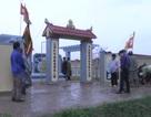 Hà Tĩnh: Khánh thành Lăng mộ danh nhân họ Nguyễn Đức lục chi