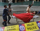Đánh bom rung chuyển New Delhi, 11 người thiệt mạng