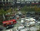 Nổ lớn phá tan nhà hàng Trung Quốc, 8 người chết