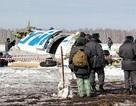 Hiện trường tai nạn máy bay thảm khốc tại Nga