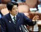 """Thủ tướng Nhật không """"dung thứ"""" cho thách thức đảo từ Trung Quốc"""
