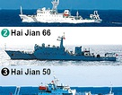 Tàu tuần tra Trung Quốc bị tố rượt đuổi tàu Nhật