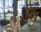 Bí ẩn tượng Ai Cập tự xoay trong bảo tàng