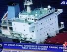 Philippines bắt giữ tàu Trung Quốc xâm phạm lãnh hải