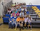Ngôi trường có 24 cặp song sinh cùng học một khối