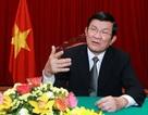 Chủ tịch nước Trương Tấn Sang sắp thăm Mỹ