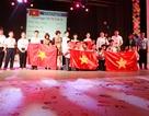 Đoàn Việt Nam đứng thứ 2 tại kỳ thi toán quốc tế BIMC