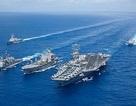 Mỹ vẫn duy trì biên đội tàu sân bay tại châu Á - Thái Bình Dương