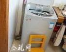 Trung Quốc: 2 chị em gái chết trong máy giặt tại nhà