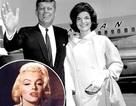 """Những """"bóng hồng"""" của Tổng thống bị ám sát John F. Kennedy"""