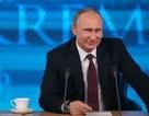 Putin họp báo marathon với hơn 1.300 nhà báo