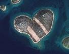 Ảnh trái đất chụp từ vệ tinh đẹp nhất năm 2013
