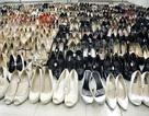Đánh cắp 450 đôi giày cao gót