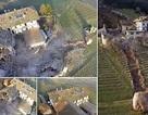 Lở đá kinh hoàng ở Ý, san phẳng ngôi nhà 300 tuổi