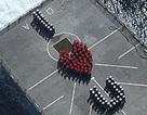 Thông điệp tình yêu trên chiến hạm Anh