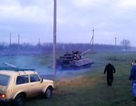 Quân đội Ukraine tấn công sân bay quân sự, 4 người biểu tình thiệt mạng
