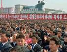 Biển người mừng lãnh đạo Kim Jong-un tái đắc cử