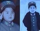 Công bố ảnh hiếm thời thơ ấu của Kim Jong-un
