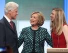 Chelsea Clinton mang thai con đầu lòng