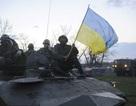 Ukraine mở chiến dịch quân sự, điều xe tăng tới miền đông