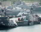 Nga trao trả tàu chiến đầu tiên cho Ukraine