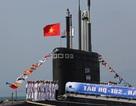 Hai tàu ngầm Kilo gia nhập Hải quân Việt Nam từ ngày 3/4