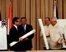 Philippines, Indonesia ký thỏa thuận về phân chia vùng biển