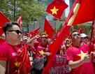 Biểu tình phản đối giàn khoan Trung Quốc tại Hồng Kông