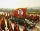 Siêu xe bọc thép xuất hiện trong tuần hành tại Triều Tiên