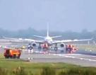 Máy bay Trung Quốc hạ cánh khẩn cấp ở Anh vì sự cố