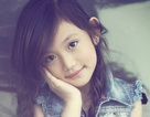 """Cô bé 6 tuổi xinh như thiên thần """"đốn tim"""" dân mạng"""
