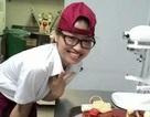 Cử nhân rửa bát thuê nuôi đam mê thành đầu bếp