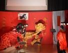 Du học sinh Việt thành phố Rennes múa lân rồng đón Giao thừa