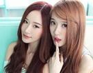 """Ngắm nhan sắc cặp """"hotgirl"""" Indonesia hút 150.000 người theo dõi"""