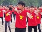 1.000 SV Huế liên hoan dân vũ mừng 40 năm giải phóng thành phố