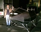 Bộ trưởng gặp chàng trai chế tạo thiết bị bay