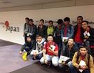 Những hình ảnh đầu tiên tại Nhật của học viên chương trình 10.000 BrSE