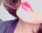 Nữ  sinh Nhật rộ trào lưu giấu mặt, khoe môi gợi cảm